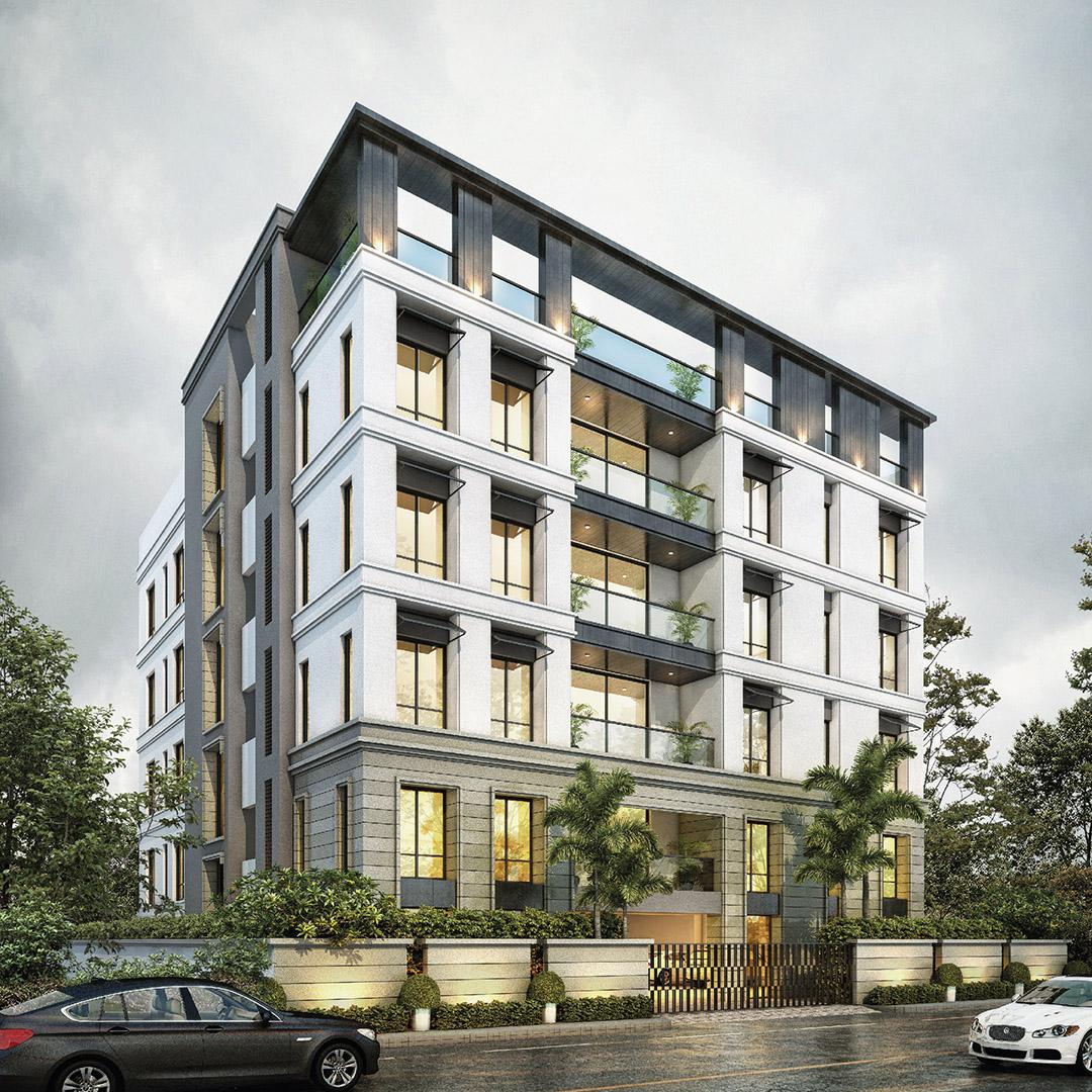 Sri Niketan - ultra luxury apartments, Cenotaph Road, Chennai