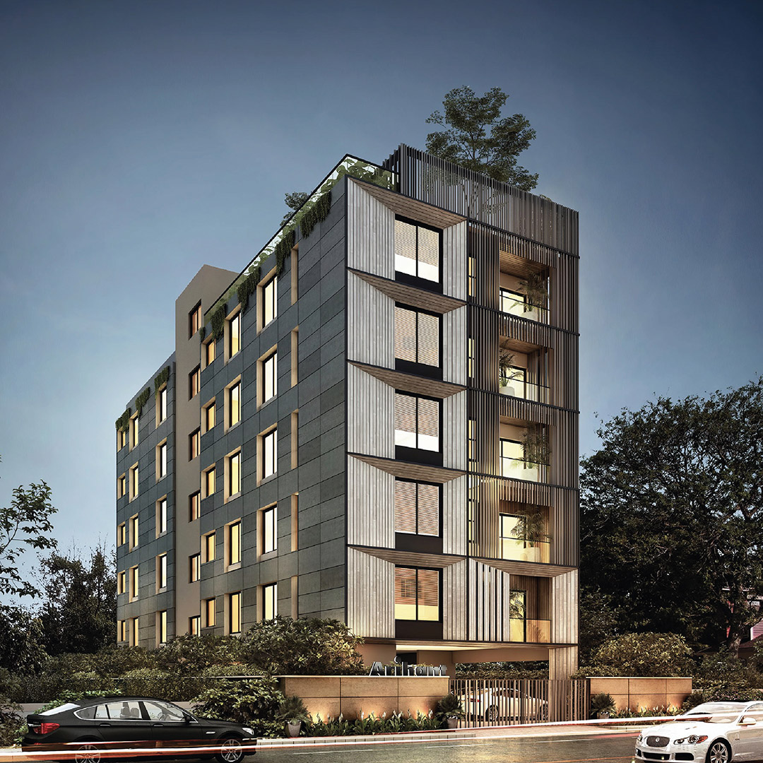 Arihant Vinyasa Luxury Apartment Chennai