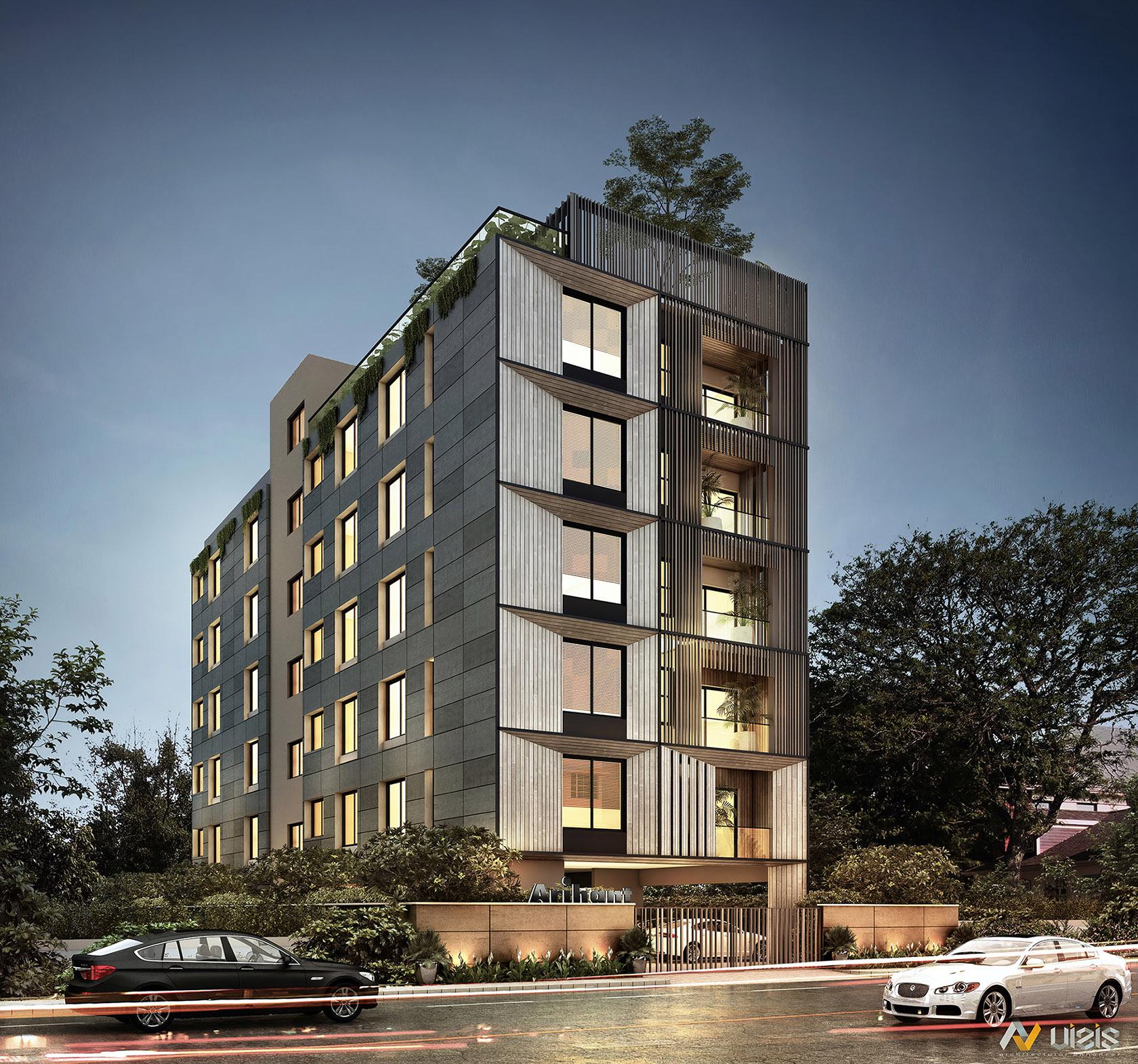 Arihant Vinyasa - Chennai Luxury Apartments