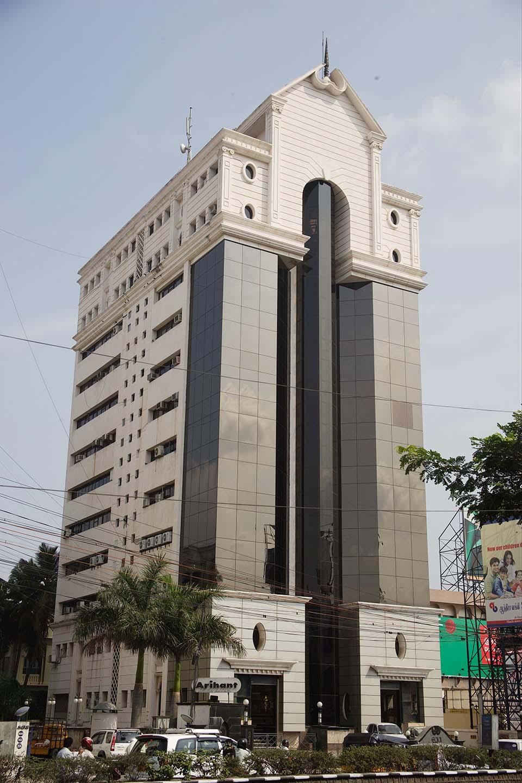 Arihant-Ega-Trade-Centre-Chennai