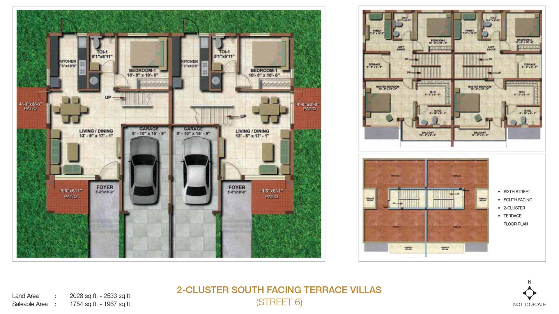 Arihant Villa Viviana Brochure