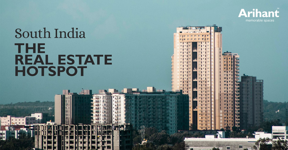 South India - The Real Estate Hotspot